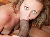 Jordan Nevaeh Suck And Fucks Massive Cock